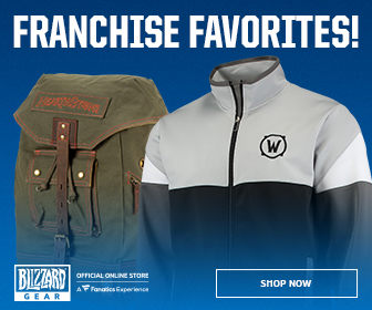 Shop Blizzard Gear Store