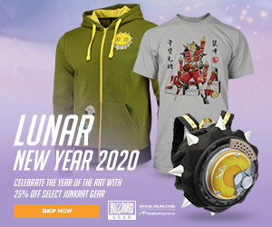 Overwatch Lunar New Year