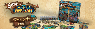Shop Blizzard Small World of Warcraft Board Game