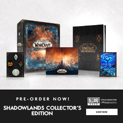 Shop Blizzard Shadowlands Collectors Edition