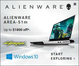 Dell Consumer - Alienware Banner 300x250