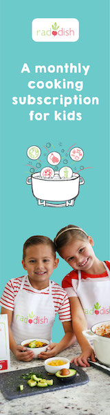 monthly cooking subscription for kids
