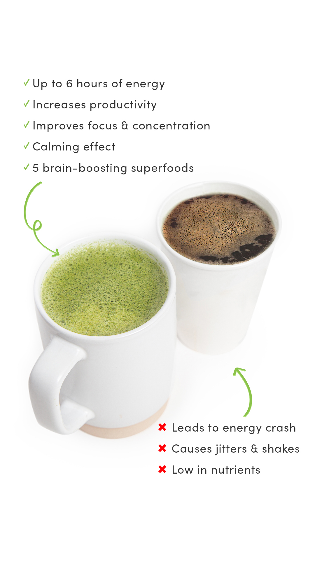 what is moringa in? - power matcha