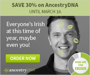 Ancestry - Promotional Banner - 300x250