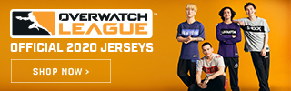 Official Overwatch League 2020 Jerseys