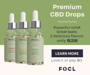 Focl CBD Oil Drops