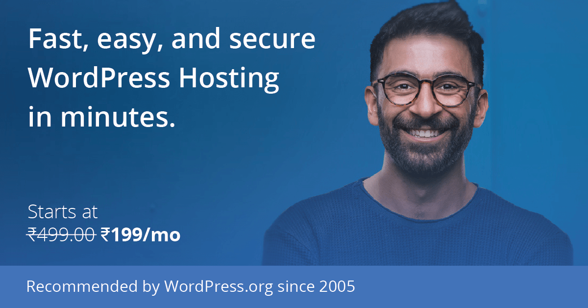 Bluehost - Best Ways to secure your website