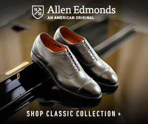Allen Edmonds - Free Shipping
