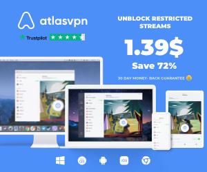 Atlas VPN 3-Year Plan