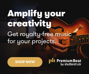 Stock Images for Websites- Premium Beat by Shutterstock