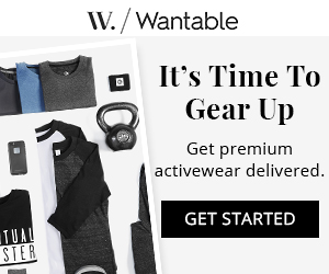 Wantable Fashion Subscription