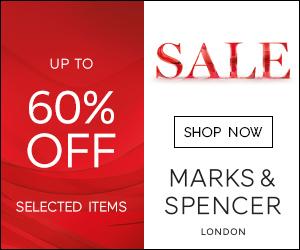 Marks & Spencer - Promotional Banner - 300x250