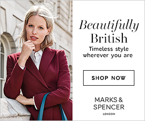 Marks & Spencer - Generic Banner - 300x250