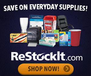 ReStockIt.com Coupon
