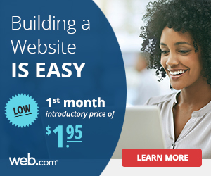 Web.com Site Builder