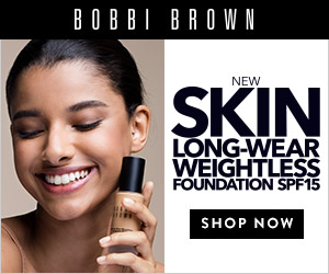 Bobbi Brown - Promotional Banner - 300x250
