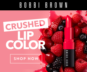 Bobbi Brown - Promotional Banner - 300x250