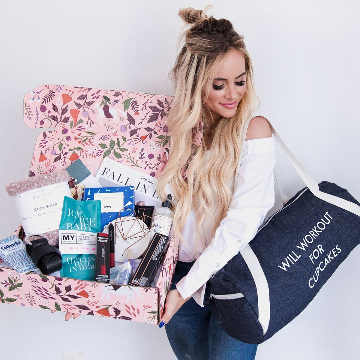 Save $10 off (25% off) your 1st FabFitFun box with  promo code GLAMWAROUS