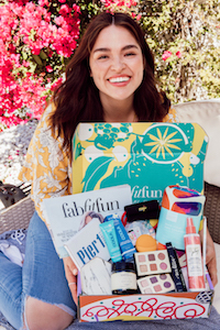 Save $10 (20%) off your 1st FabFitFun Box with CODE: GLAMWAROUS