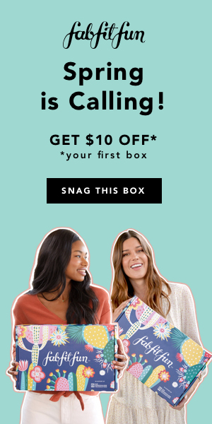 FabFitFun Spring 2019 Box Coupon