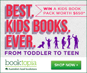 Booktopia - Best Kids Books Ever - 300x250