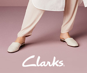 Clarks - Generic Banner - 300x250