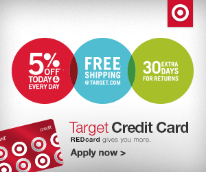 Target Credit Card Apply Now