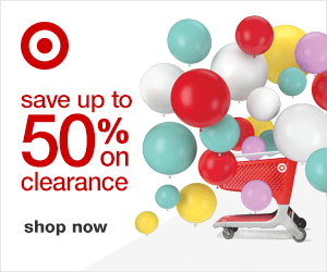 Target.com Clearance Up to 65% Off