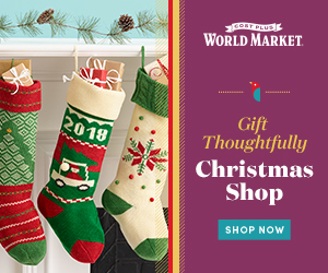 Cost Plus World Market Promo Code - 10% Off Christmas Shop