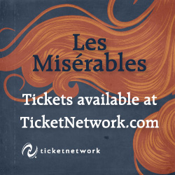 Buy Tickets to see Les Miserables