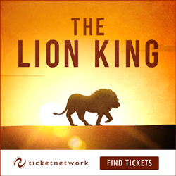 Tixpick Tickets to see The Lion King