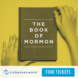 Tixpick Tickets to see Book of Mormon
