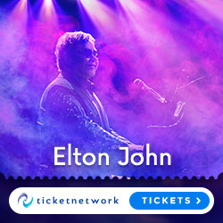 Tixpick Tickets to see Elton John