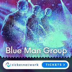 Tixpick Tickets to see Blue Man Group