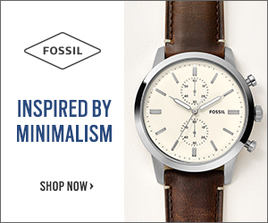 Fossil - Men's Watches - 300 x 250