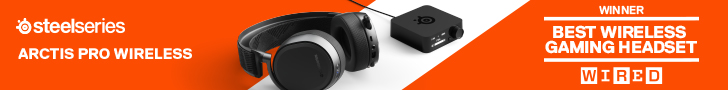 SteelSeries banner