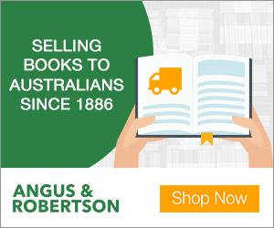 Angus & Robertson - Generic Banner 2 - 300x250