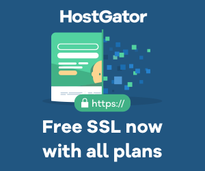 HostGator Banner for hosting