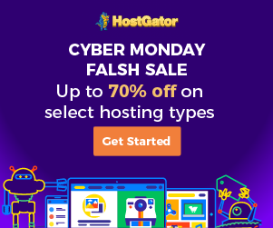 Cyber Monday Flash