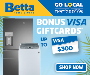 Betta Home Living - Promotional Banner 4 - 300x250