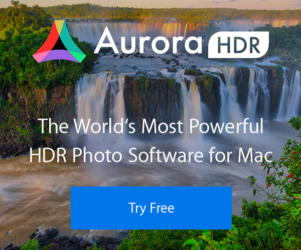 Aurora HDR - Most Powerful HDR Software for Mac