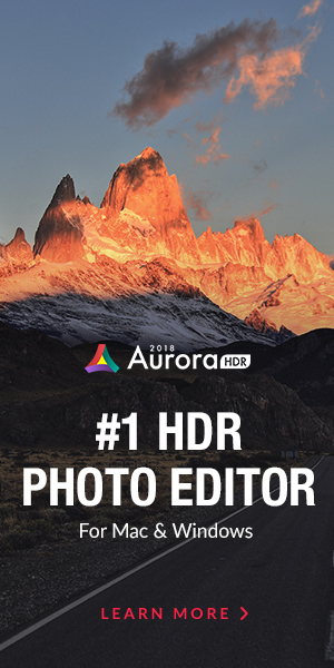Aurora HDR 2018 | Most advanced HDR photo editor for Mac or Windows | Special price until Sep 28, 2017 | Pre order now