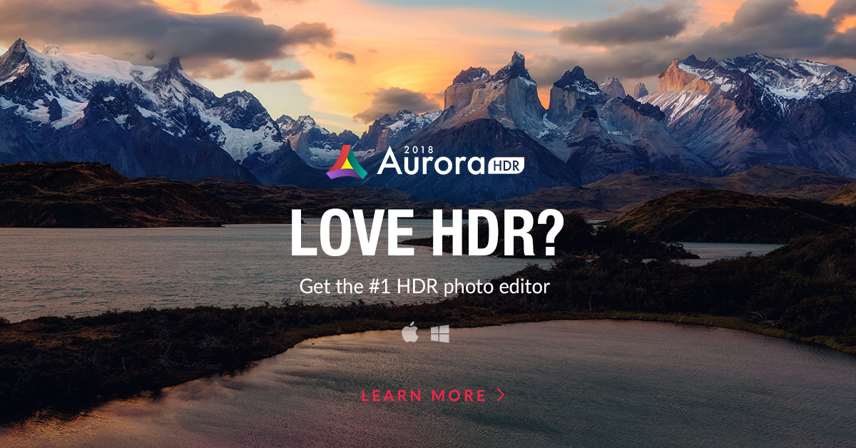 Aurora HDR 2018 - Features and Overview 3