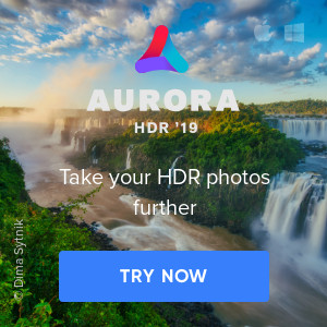 Aurora HDR. The most powerful, simple and fast HDR photo editing software in the world for Mac and PC.