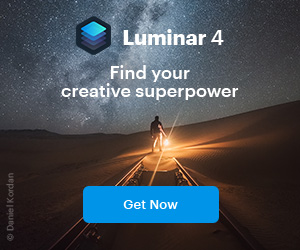 Luminar 4: Find your creative superpower