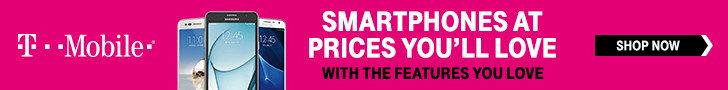 T-Mobile banner
