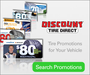 Discount Tire Direct Promotions