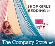 Girls Bedding