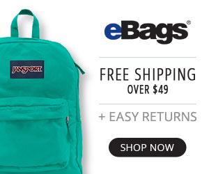 eBags Free Ship