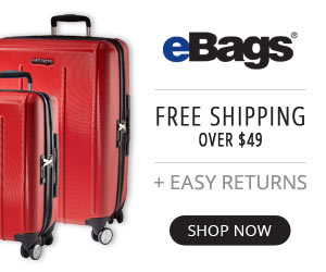 eBags Free Shipping over $49 + Easy Returns
